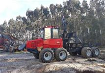 Forwarder Florestal Valmet 860.3 2007