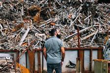 Compra de reciclado de metais