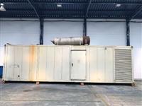 Grupo Gerador Energia Diesel Cabinado Silenciado 946 Kva