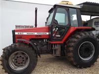 Trator Massey Ferguson 650 4x4 ano 94