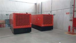 Grupo Gerador De Energia Iveco 350 kVA