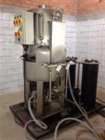 Maquina de Biodiesel com sistema Ultrassonico 200L/hora INOX