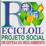RECICLOIL PROJETO SOCIAL-COLETA ÓLEO DE COZINHA  USADO