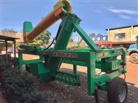 JF Grain Up 270 S2 Extratora de Grãos para Silo Bolsa
