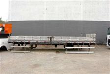 CARROCERIA USADA 7,7 x 2,6 COM PROTETOR LATERAL