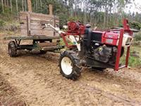 Micro Trator Yanmar Tc 14 4x4 ano 2003( tobata)