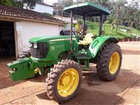 Trator John Deere 5065 4x2 ano 13