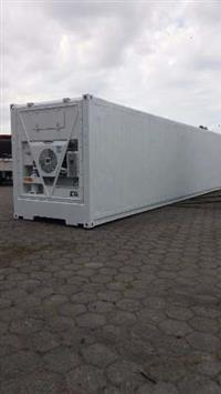 Container Refrigerado e Dry