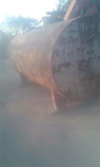 Tanque 8mil lt, muito conservado
