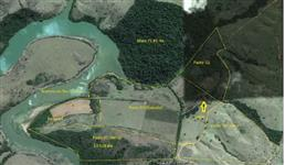 Venda de 59 hc. reserva florestal exedente (Bioma Mata Atlatica em Passos sul de Minas .