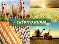 Crédito Rural, Aporte Financeiro, Crédito para Máquinas, Crédito Imobiliário com a menor taxa.