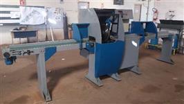 Destopadeira automática para cortes de madeira NL-DP-200 - Naliteck
