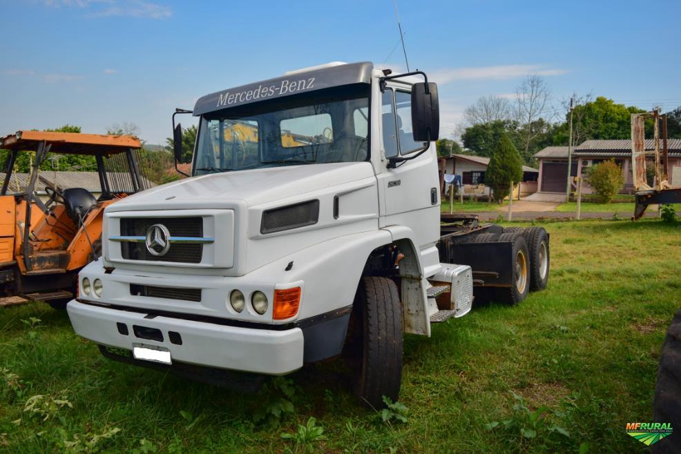 Caminhão Mercedes Benz (MB) LS 2638 6X4 Cavalo Mecânico ano 04