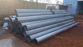 Fabricação de Tubos de Aço Carbono e Inox , Curvas, Flanges e Conexões Caldeiraria em Geral