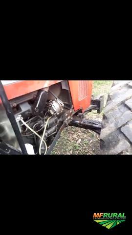Trator Massey Ferguson 292 Advanced 4x4 ano 04