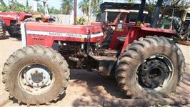 Trator Massey Ferguson 292 4x4 ano 00