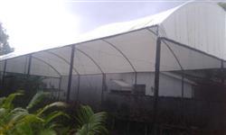 Vende-se uma Estufa Agrícola, medindo 6mx16m seminova