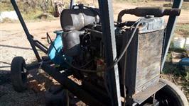 Motor bomba MWM 3 CILINDROS