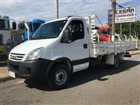 Caminhão Iveco Daily Chassi-Cabine ano 10
