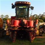 Harvest Sugar Cane Colhedora De Cana Case 7000 Ano 2008