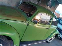 Fusca 1972 motor 1500 verde