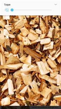cavaco biomassa