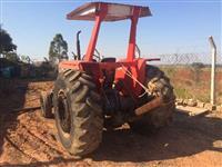 Trator Massey Ferguson 290 4x2 ano 86