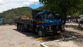 Caminhão Mercedes Benz (MB) 2213 ano 86