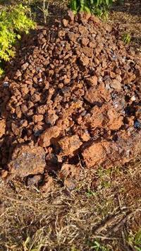 Minério de Chumbo Galena