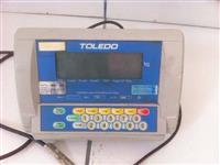 Balança Eletrônica de Piso TOLEDO 2180 - 2500 KG