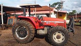 Trator Massey Ferguson 5310 4x4 ano 03