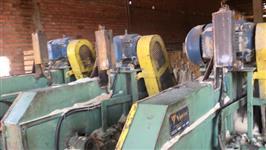 maquina 3 cabecotes vantec / Mill