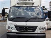 Caminhão Mercedes Benz (MB) 915 E ano 11