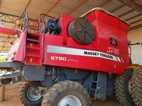 Colheitadeira Massey Ferguson 9790 2013