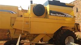 Colheitadeira New Holland TC 57 hydro plus