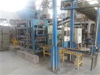 Maquina de Bloco de Concreto MENEGOTTI MBP-4
