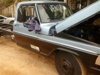 Caminhão Ford F 4000 ano 84