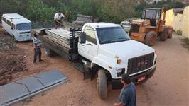Caminhão GMC 14190 ano 01