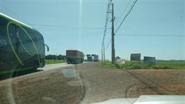Terreno Comercial Esquina na BR163 Marechal Cândido Rondon saída para Toledo/Cascavel