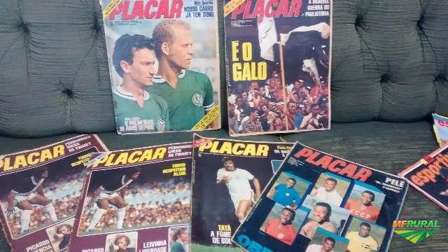 Revistas Esportivas Antigas