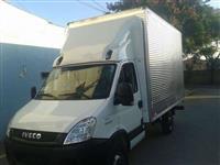 Caminhão Iveco 35S14 ano 17