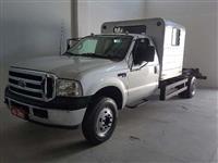 Caminhão Ford F 4000 ano 09