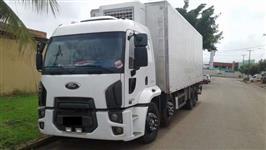 Caminhão Ford Cargo 2423 - Câmara Fria ano 13