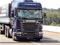 Caminhão Scania G 440 ano 10