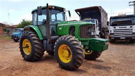 Trator John Deere 7515 4x4 ano 06