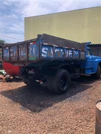 Caminhão Ford F 600 ano 81