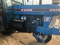 Trator Ford 6610 4x2 ano 77