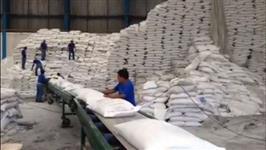 Açúcar IC45 para exportação
