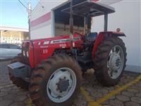 Trator Massey Ferguson 255 Advanced 4x4 ano 13
