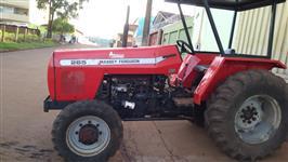Trator Massey Ferguson 265 Advanced 4x4 ano 03